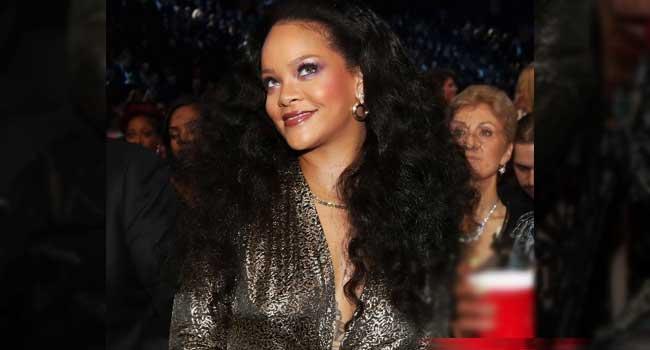 Rihanna Emerges World's Richest Female Musician