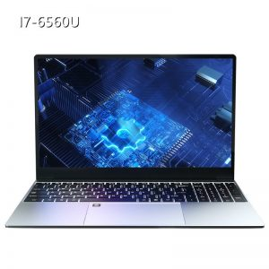 2021 NEW 15.6 inch 1920*1080 IPS Screen Core i7 6560U DDR4 16GB 128G/256G/512G/1TB M.2 NVME SSD Metal Backlit Windows 10 Laptop