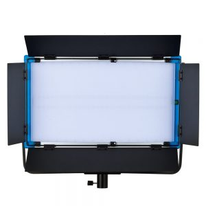 Led Light Studio 100W Bi-color Continuous Lights Yidoblo A-2200IV Led Video Studio Cinema Light Photography Lighting
