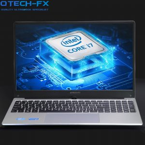 "Metal i7 1TB SSD 16GB RAM 8G 256GB 15.6"" Intel CPU Windows 10 Game Office Arabic Hebrew AZERTY Spanish Russian Keyboard Backlit"
