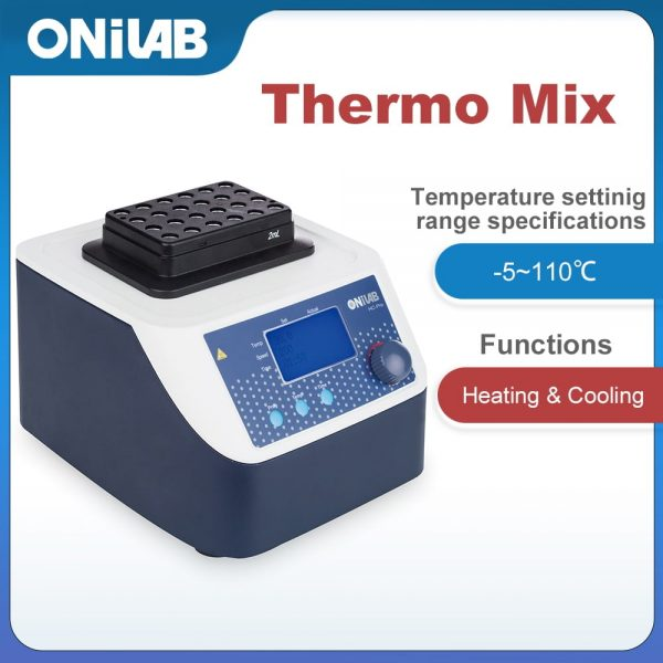 ONILAB HC-Pro Lab Heating and Coolinng Dry Bath