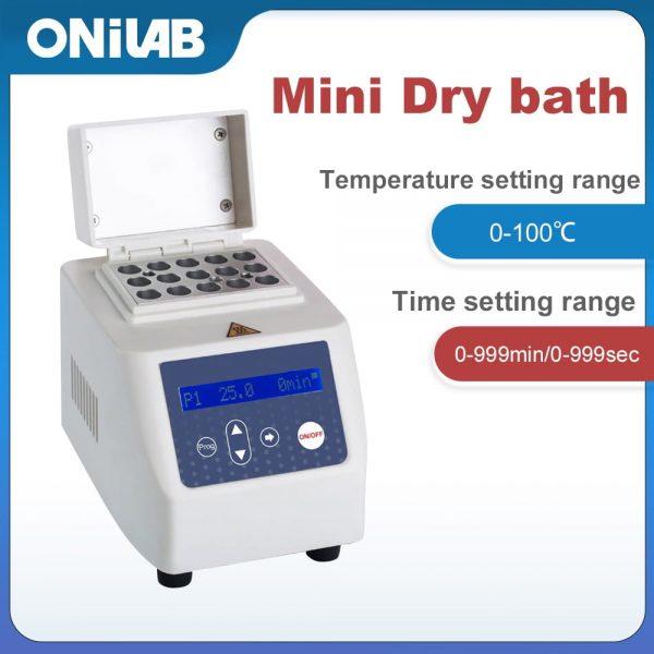ONILAB MiniHC Laboratory Heating Dry Bath with Overheating Protection