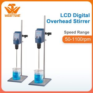 OS70-Pro OS40-Pro OS20-Pro LCD Digital Enhanced Overhead Stirrer