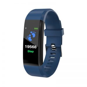 SHAOLIN Smart Band Bracelet Smartband Bond Touch Fitness Tracker Sport Heart Rate Blood Pressure Health Wristband Smart Watch